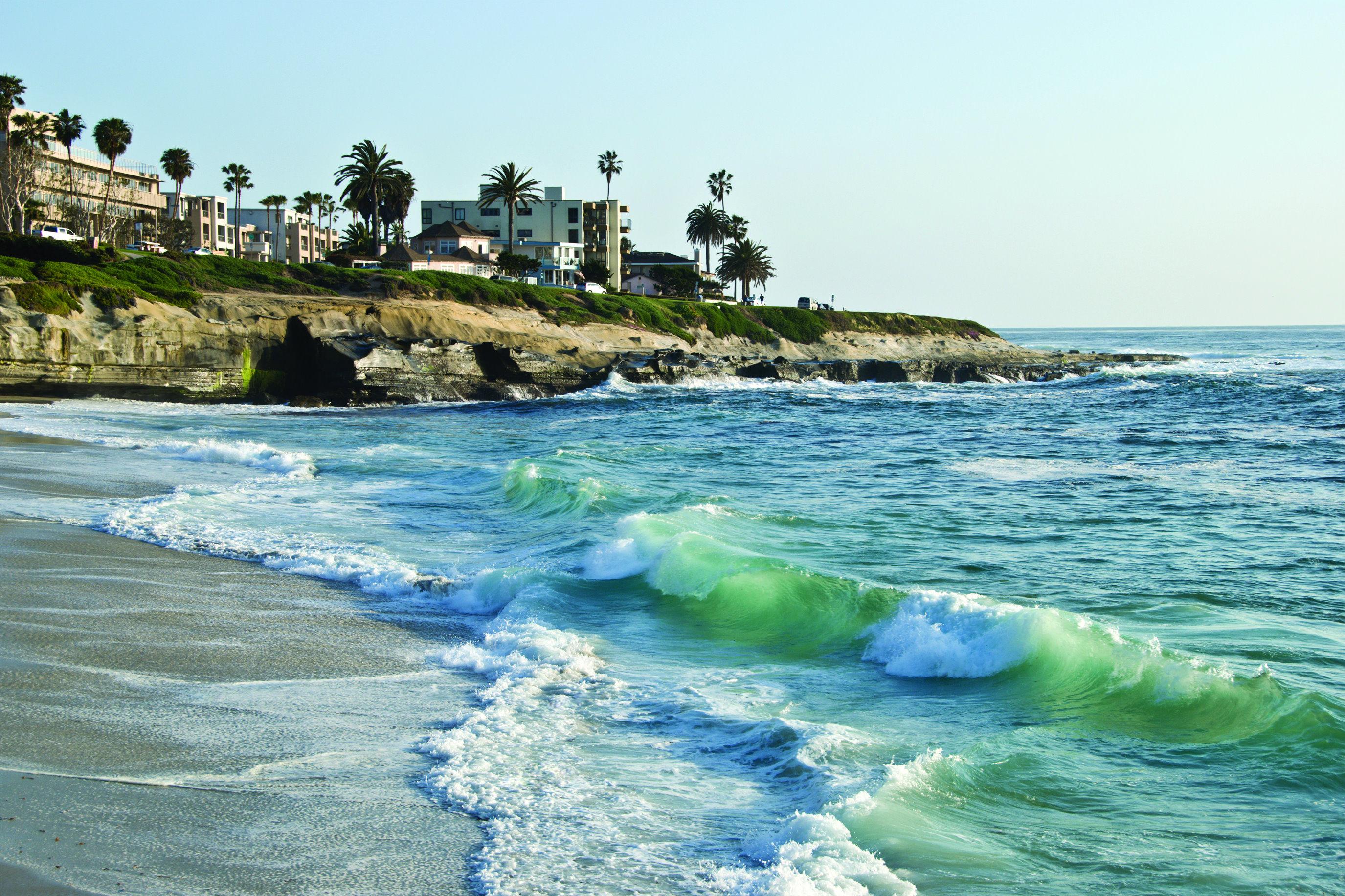How Far Is San Diego From Long Beach